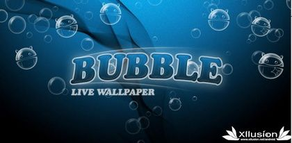 Download Bubble Live Wallpaper for Android Install and