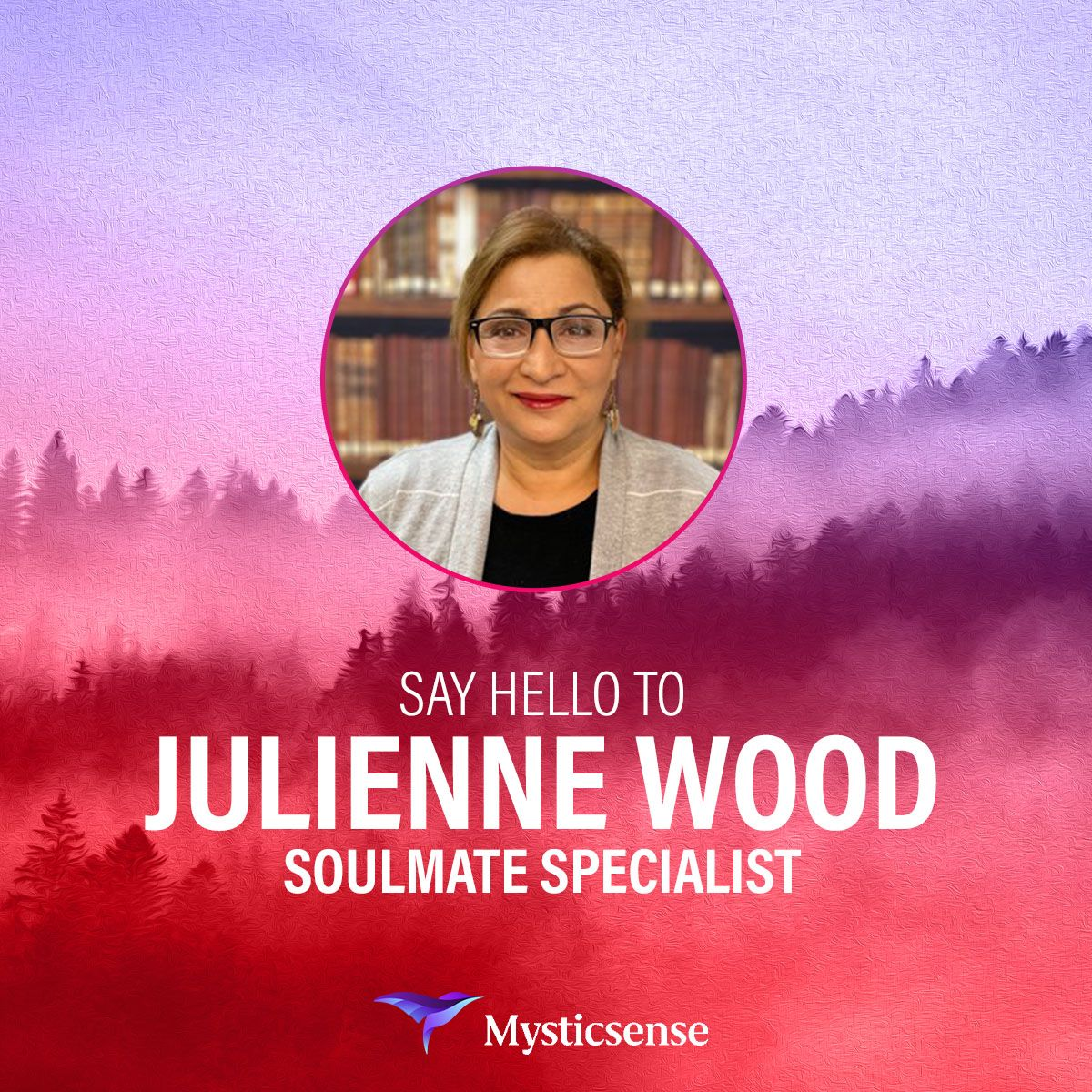Soulmate Specialist Julienne In 2021 Soulmate Say Hello Psychic Reading