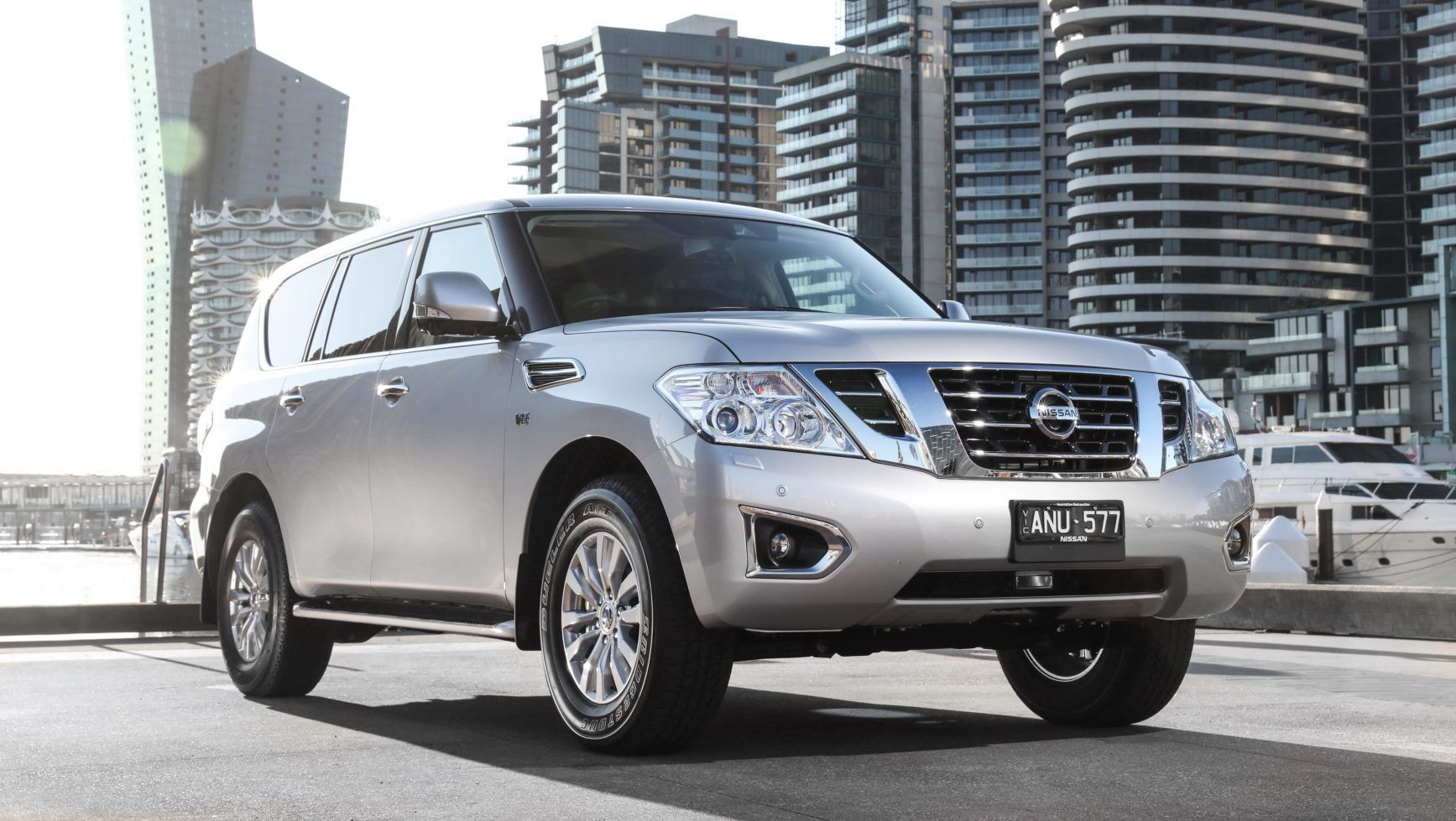 2020 Nissan Patrol Review Changes Release Date Price Engine Photos