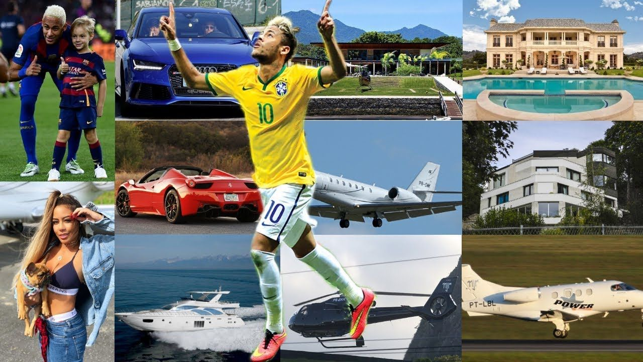 Neymar Rich Lifestyle | 2018 | Luxury lifestyle women, Luxury lifestyle,  Rich lifestyle