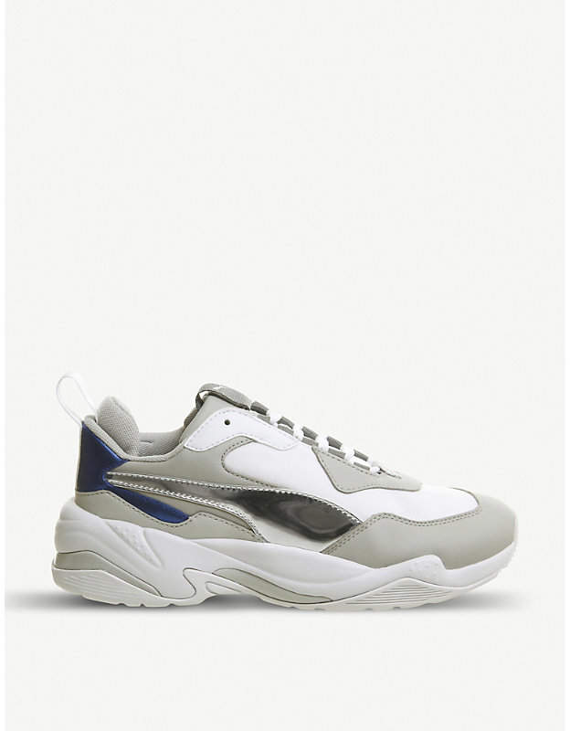 Puma Thunder Electric leather trainers  f5ce70843