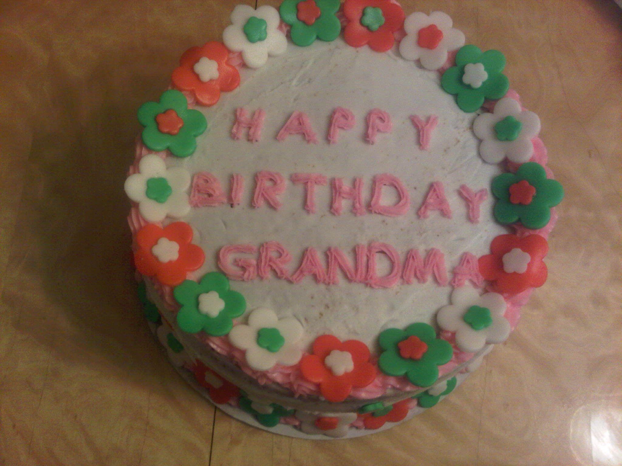 Grandmas Birthday Cake Order Now New York City Area Only Http