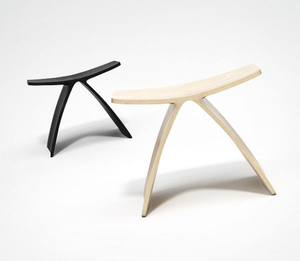 Plywood stools \ Timothy Schreiber Jimmy M. | April 17 ...