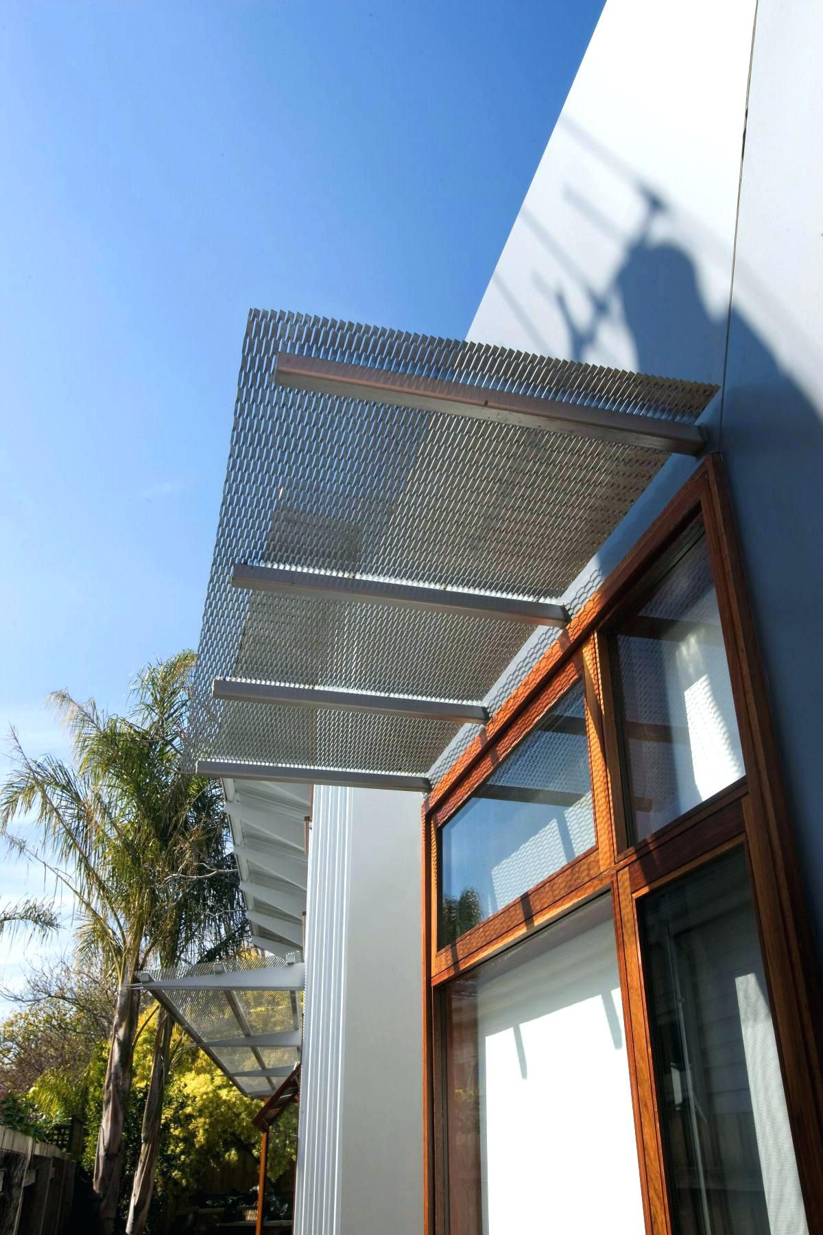 Over Door Awnings Window And Awning For Front Modern Metal