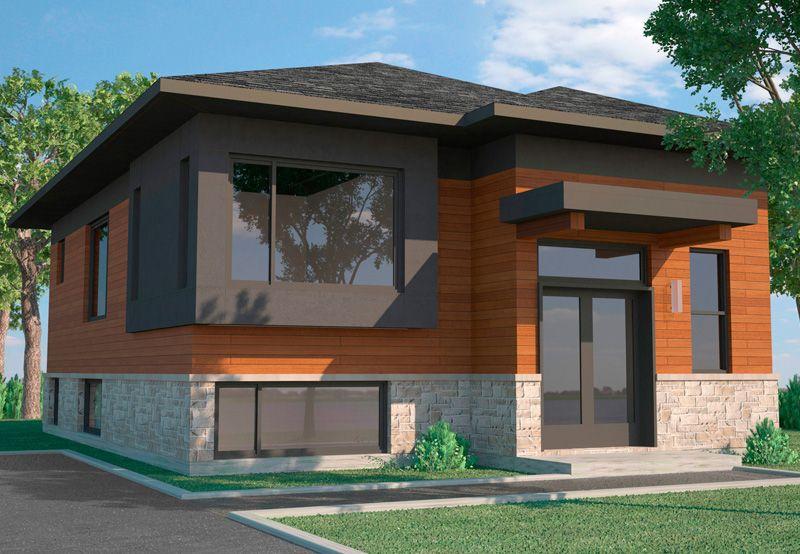 Votre maison pour le prix du0027un loyer Livraison rapide Soumission - prix d une construction de maison