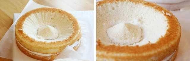 Торт для влюблённых рецепт