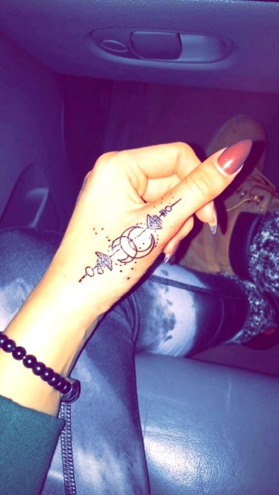 40 Amazing Finger Tattoo for Women You'll Love - So Cool, But One ...   - Tattoo-Designs - #Amazing #cool #finger #Love #Tattoo #TattooDesigns #Women #you39ll