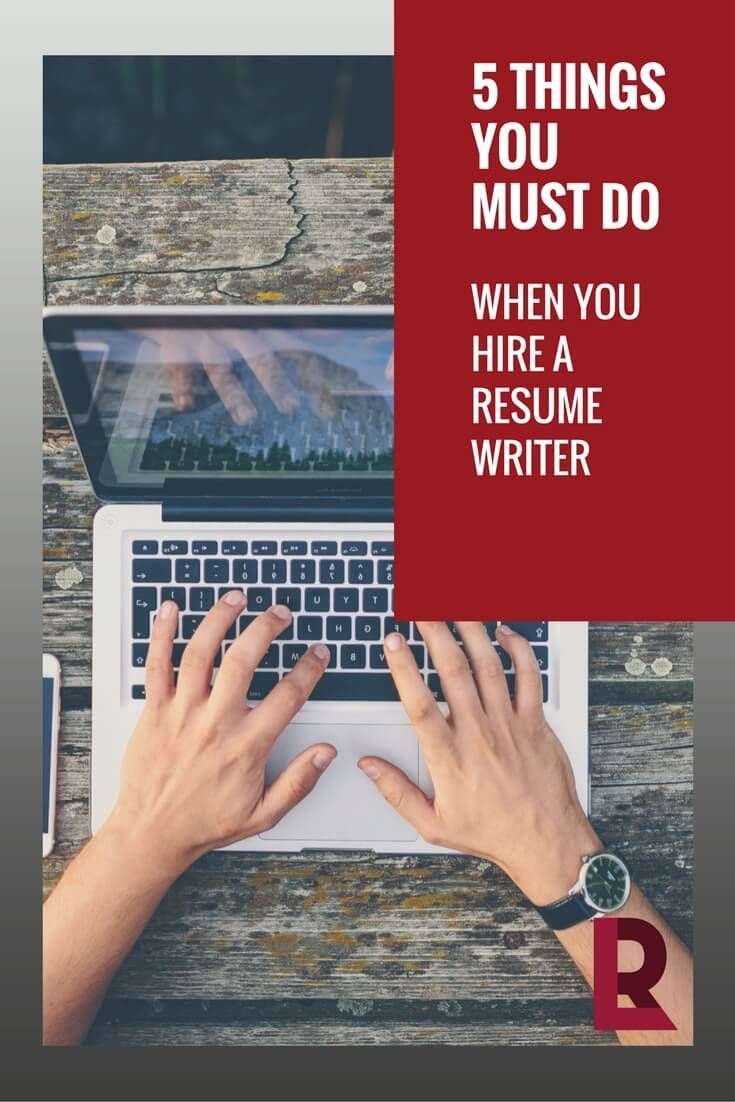 Do you need to hire a professional resume writer or career coach? -