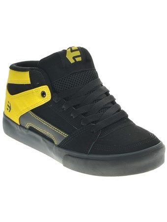 Etnies Black Yellow RVM Shoe | Etnies
