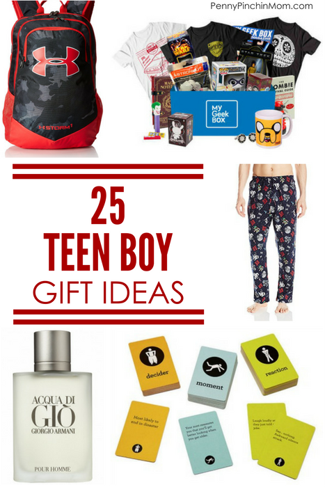teen boy gift ideas
