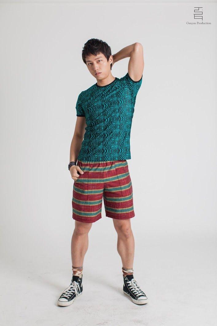 <限量手工>--跳耀飛刀手短褲 - NANHI 男孩 | Pinkoi