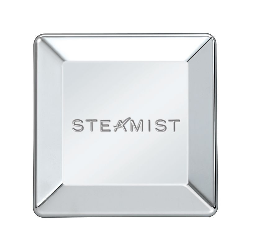 Steamist 3199 Universal Steam Head Polished Chrome Steam Shower Accessories Steam Shower Components Steam Head
