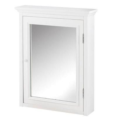 Home Depot Medicine Cabinet With Mirror Mesmerizing Home Decorators Collection Fremont 24 Inw X 30 Inh X 612 Ind Design Decoration