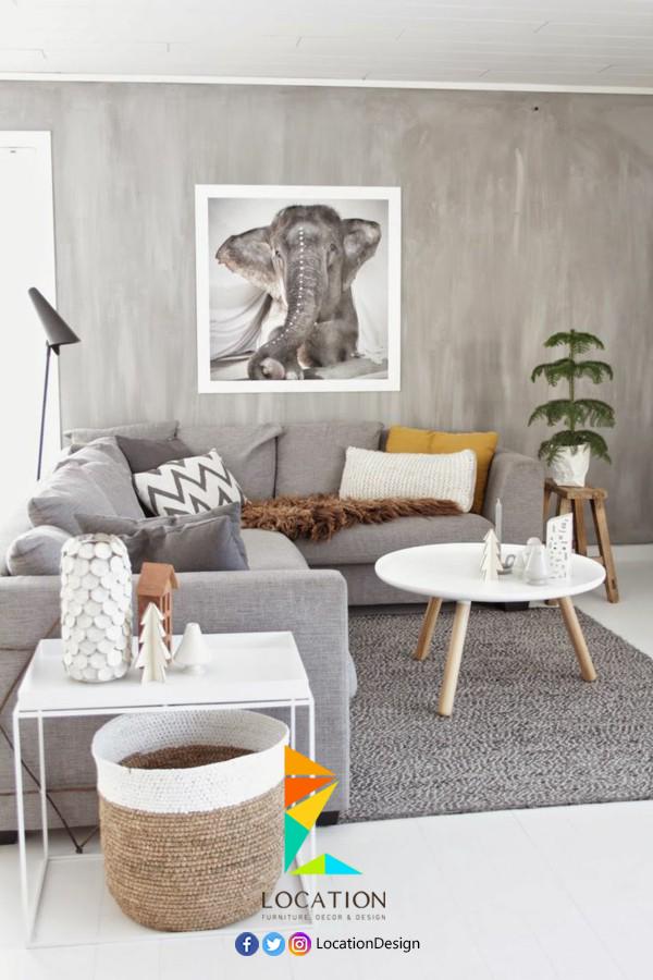 ديكورات صالات مودرن لإبتكار ديكور شقق صغيرة أكثر جمالا Scandinavian Design Living Room Living Room Scandinavian Living Room Furnishings