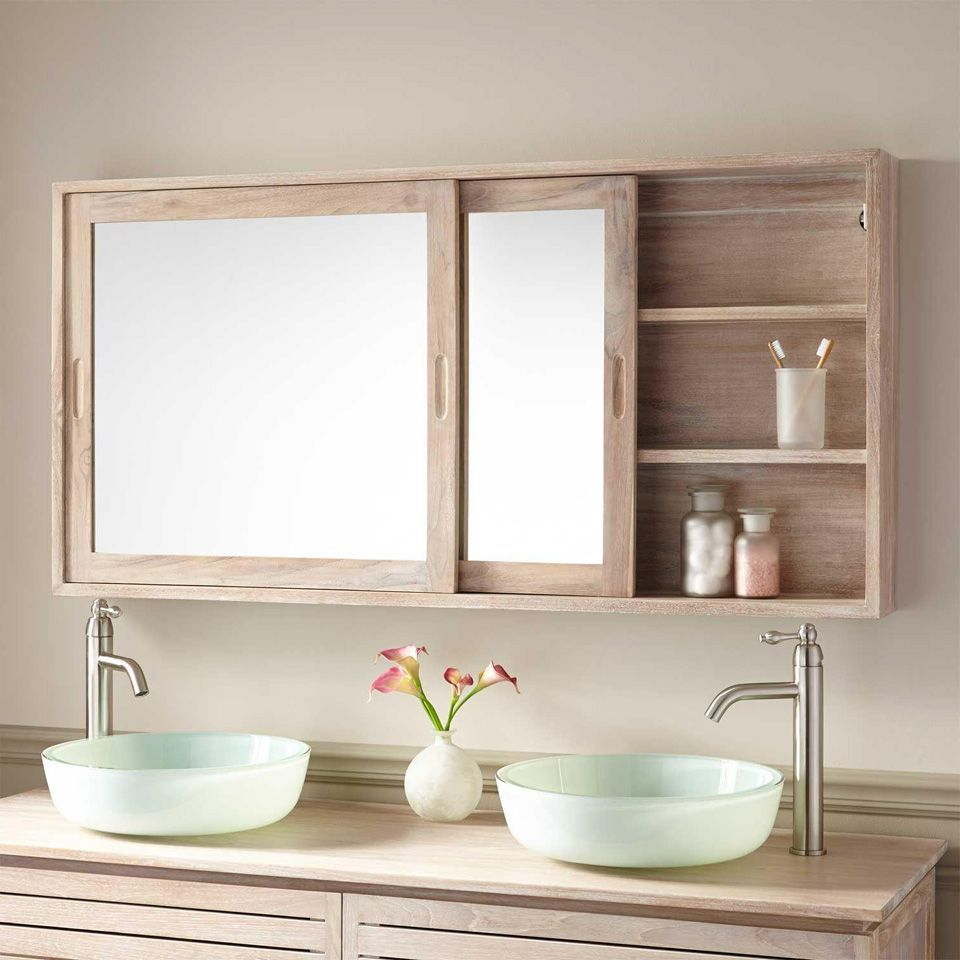 Schon Badezimmer Spiegelschrank In 2020 Badezimmer