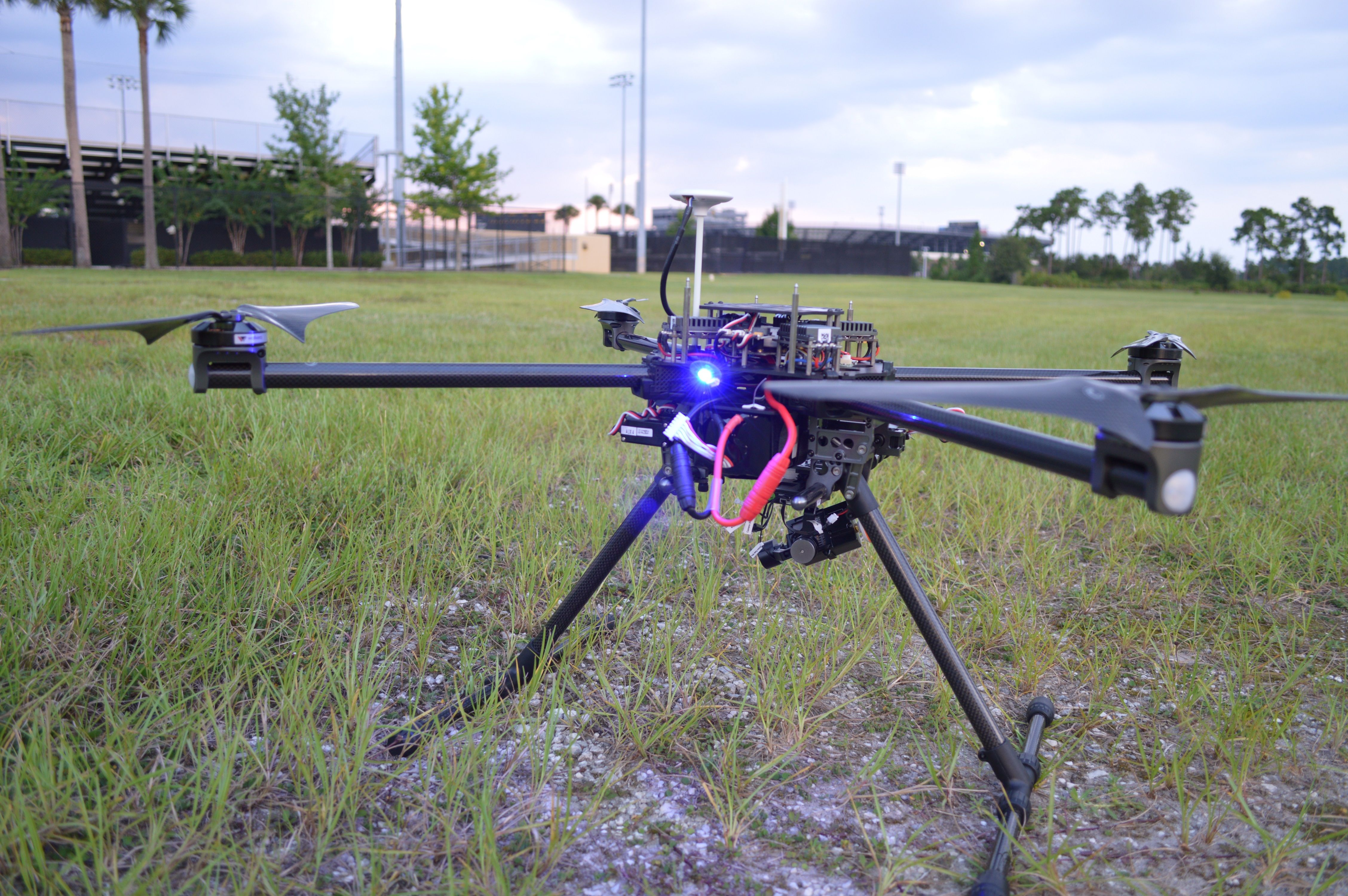 Walkera QR X800 GPS QuadCopter Drone! 30-60 minutes of flight time ...