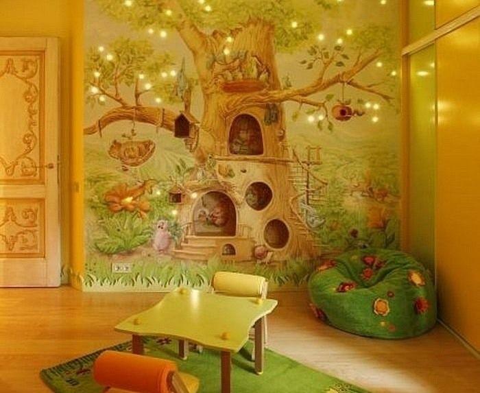 сказочный интерьер детской комнаты: 26 тыс изображений найдено в Яндекс.Картинках