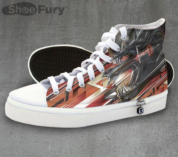 xenomorph converse shoes