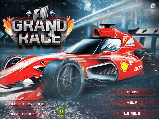 Formula 1 Racing Games Real Formula 1 Racing Games