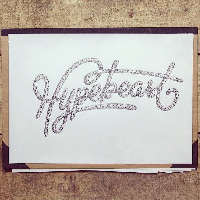 #tbt on my @hypebeast Pen and Paper in october 2012. Thanks again @eugenekan…