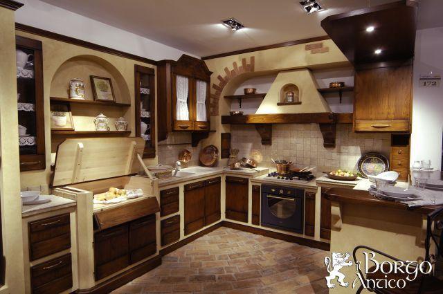 Cucine in muratura rustiche galleria di foto e immagini - Idee case rustiche ...