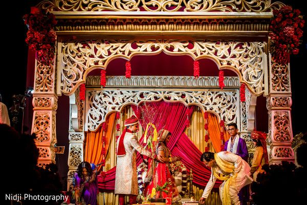 Queens Ny Indian Fusion Wedding By Nidji Photography Post 9286 Indian Fusion Wedding Fusion Wedding South Asian Wedding