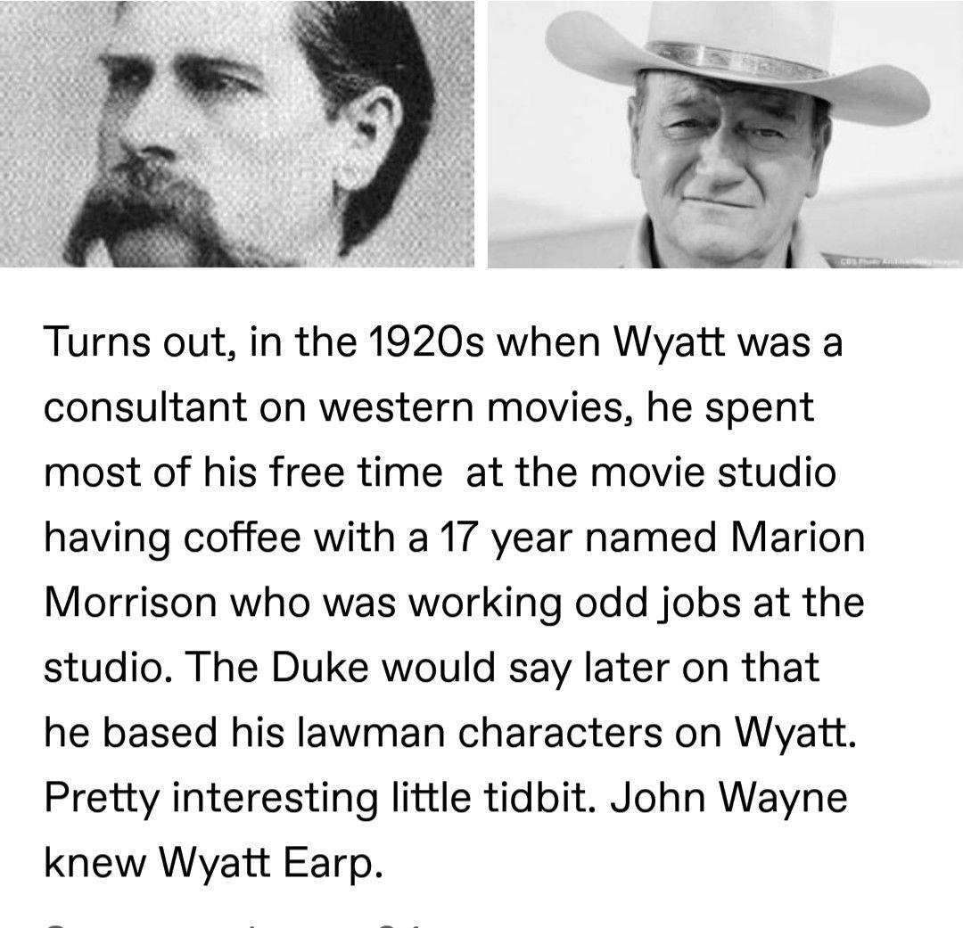 Pin by andrewhickam80 on wyatt earp western movies