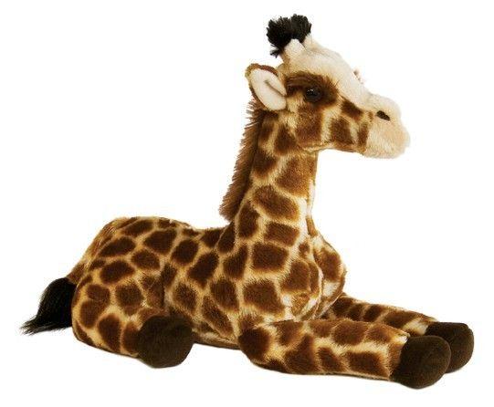 Enorme vida real Jirafa Peluches Lindos muñecos de animales peluche Simulación s