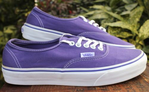 vans 8 5. vans-purple-canvas-skate-tennis-shoe-men-7- vans 8 5