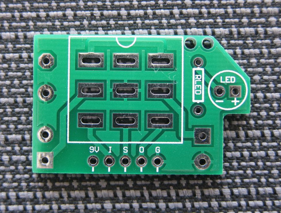 Miraculous 3Pdt Guitar Pedal Footswitch Wiring Pcb Daughter Board Flatband Wire Wiring 101 Orsalhahutechinfo