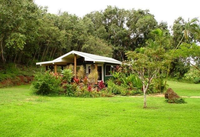 moloaa bay cottage rental honeymoon cottage romantic secluded rh pinterest com