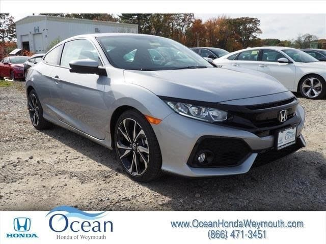 New 2018 Honda Civic Si for sale at Ocean Honda of Weymouth in ...