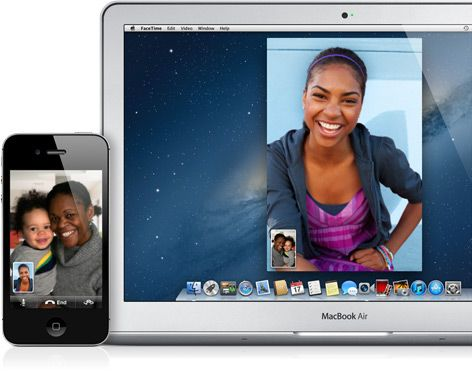 FaceTime from Apple allows you to make video calls from