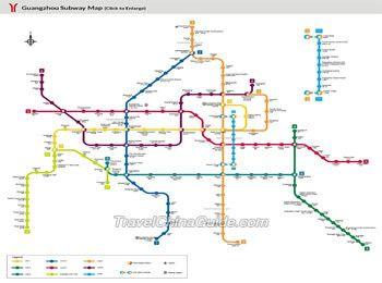 Map pdf metro guangzhou