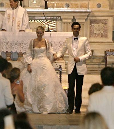 Andres And Lauren Santo Domingo Just Married