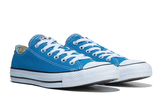 Converse Chuck Taylor All Star Shoes - Cyan Space