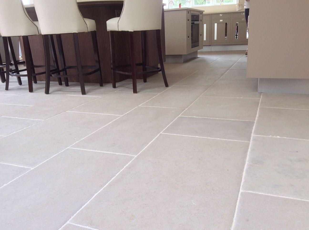 Luberon Stone Flooring Hand Distressed Antiqued Limestone