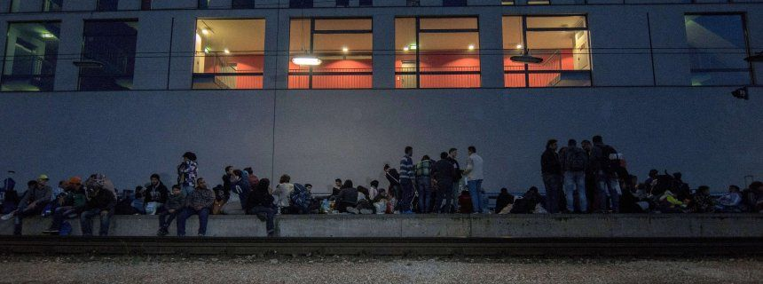 'We Are Stubborn': Refugees Still Set on Germany Despite Border Controls