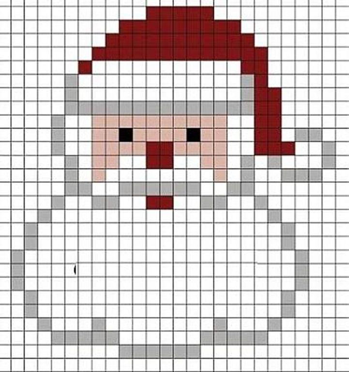 Dibujos pixeleados de mario buscar con google pixeles for Buscar dibujos de navidad