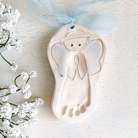 custom newborn keepsake newborn personalized gift foot print