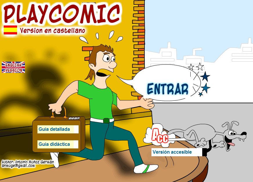 playcomic castellano