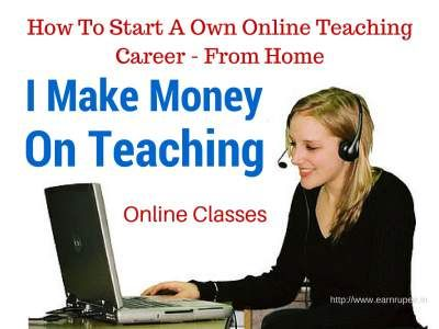 beginners guide how to start a teaching job online india 2017 - Online Teaching Jobs How To Get An Online Teaching Positions