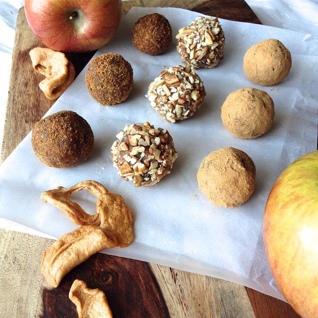 araweducation | Raw Apple Pie Bites