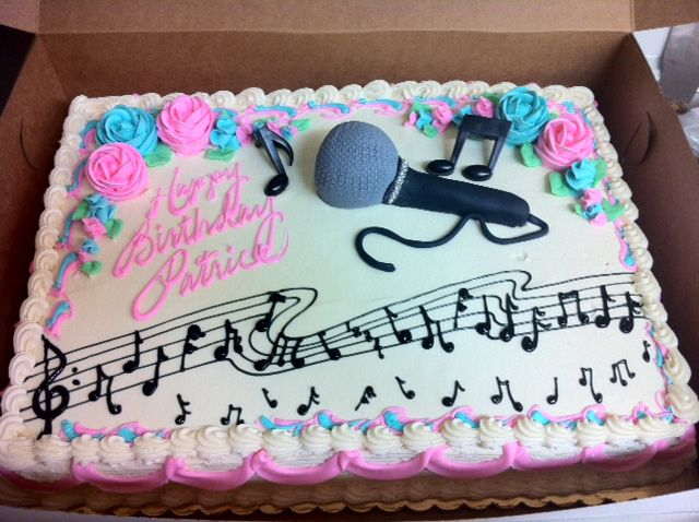 Surprising Birthday Cakes 4 Every Occasion Cupcakes Cakes Music Funny Birthday Cards Online Fluifree Goldxyz