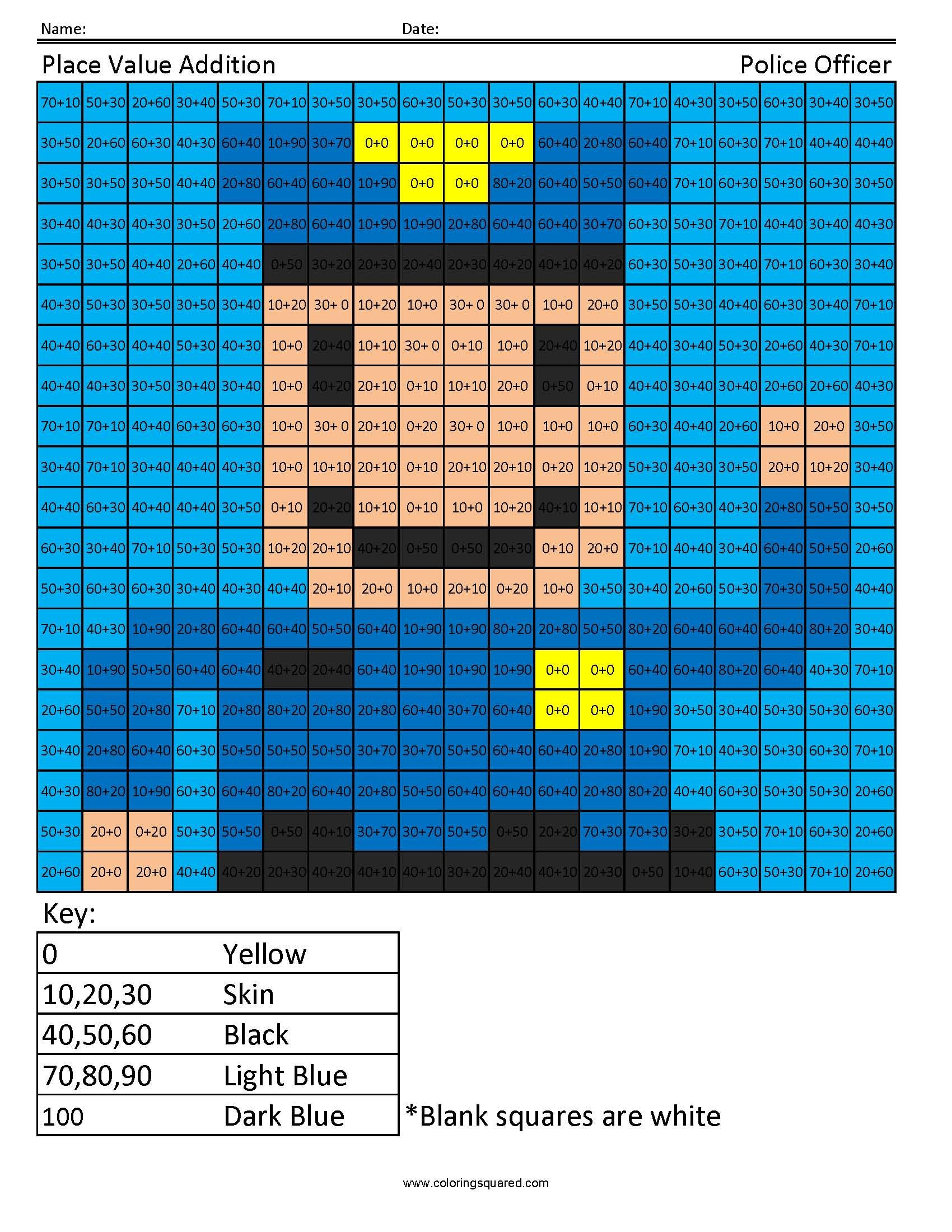 Math Concepts | Coloring Squared | Pinterest | Math, Math facts and ...