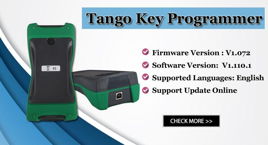 Tango Oem Tango Key Programmer Full Version Tango Transponder