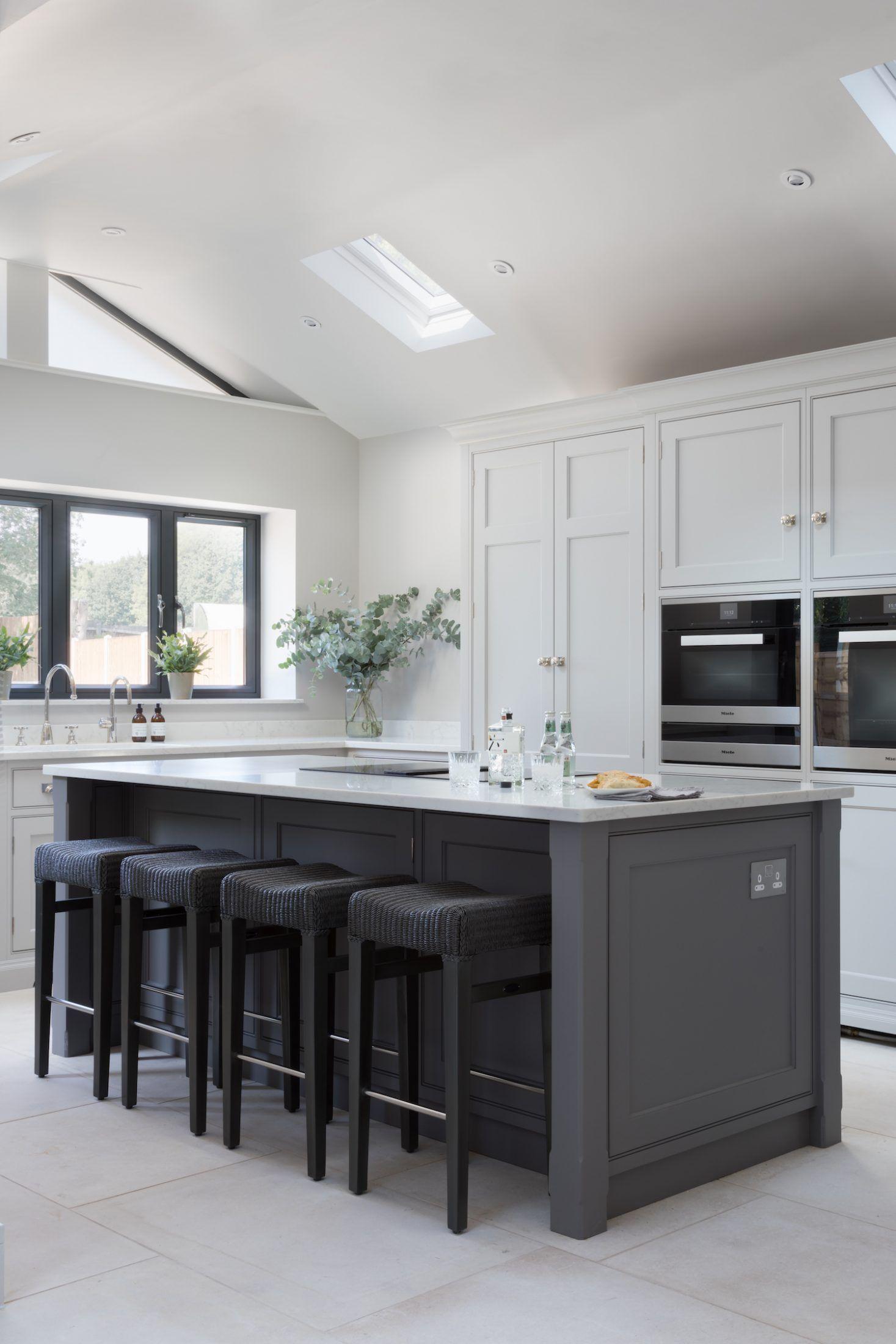 Classic Contemporary Kitchen, Ingatestone, Essex