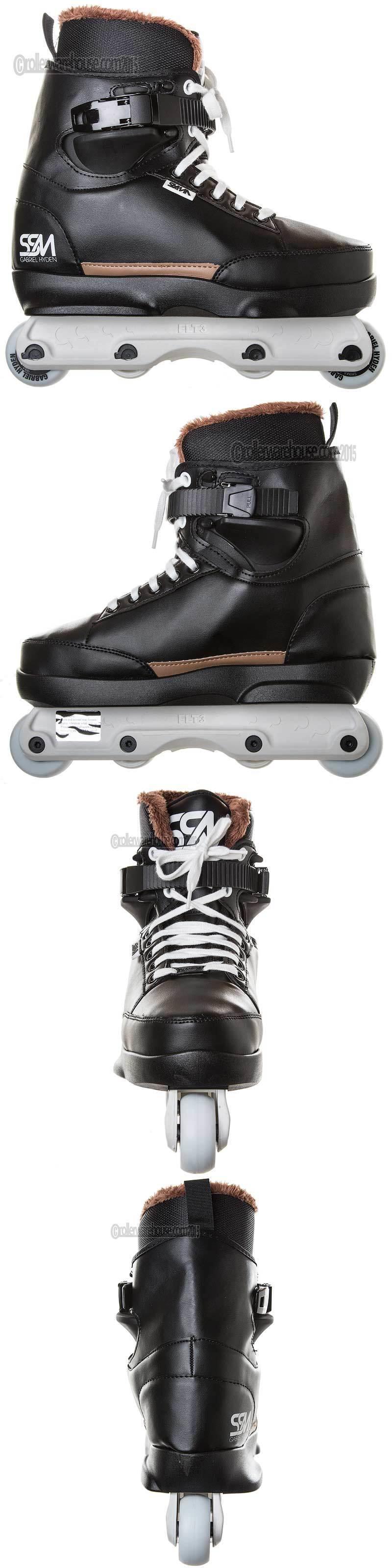 Men 47346 Ssm Gabriel Hyden Pro Aggressive Inline Skates New Sizes 11 67