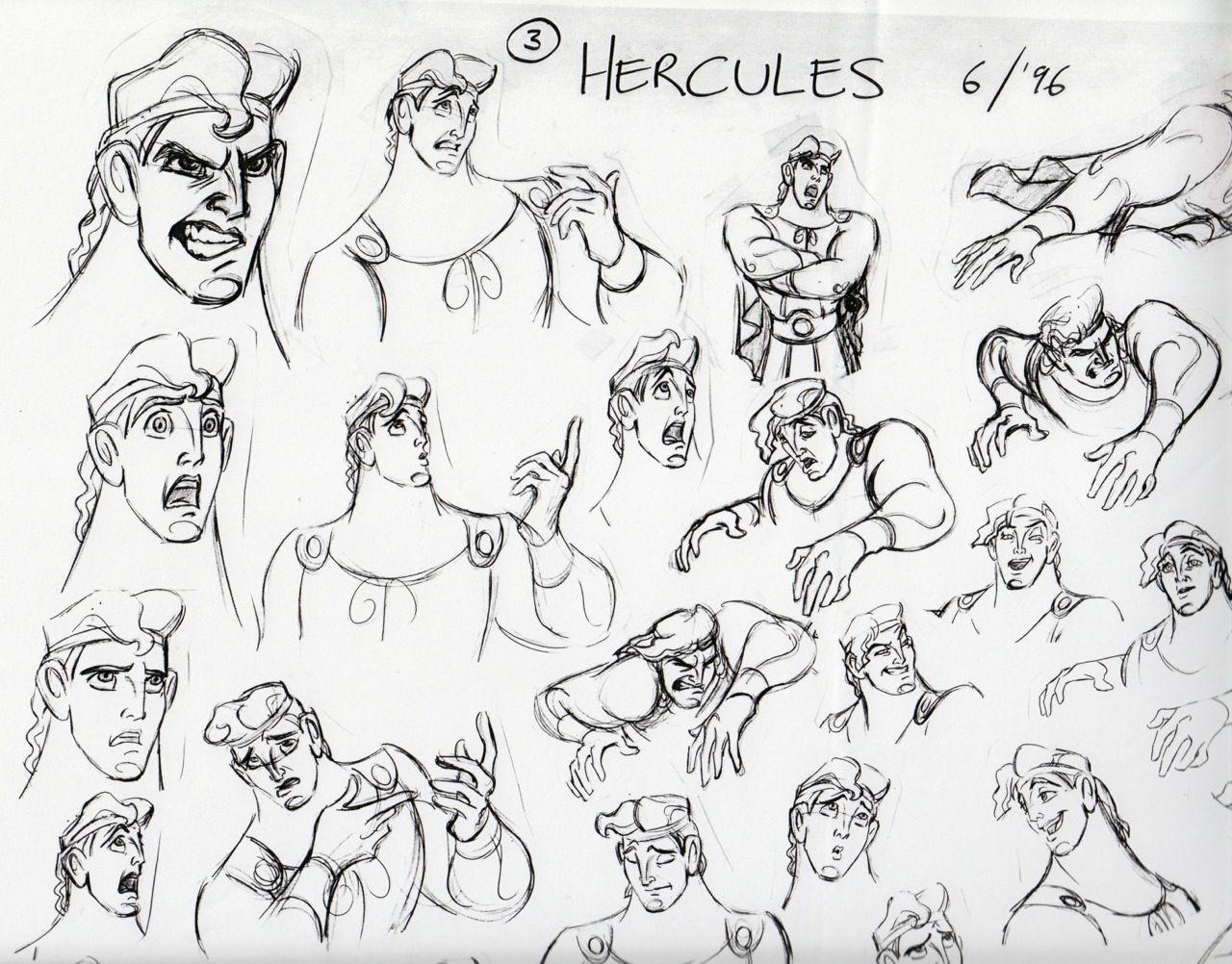 Hercule [Walt Disney - 1997] - Page 13 914535c68e84b984fde179bf844a06b5