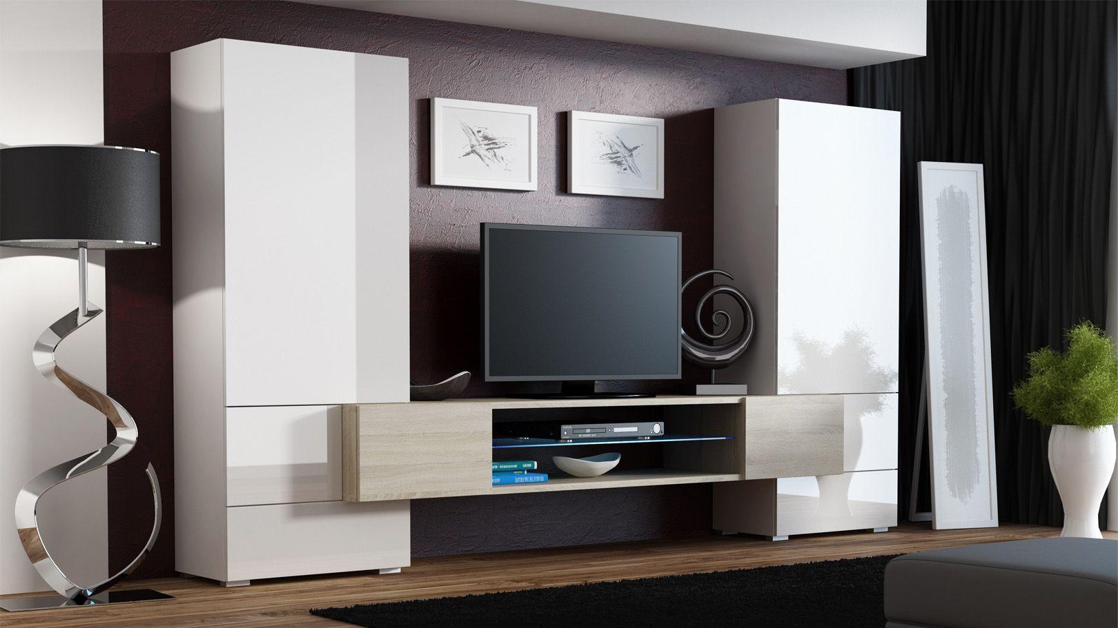 Moderne Wandmeubels Modern Tv Wandmeubels Design Meubels Woonkamer Goedkope Tv Meubels Tv Meubels Goedko Meuble Tv Mural Design Meuble Meuble Tv Design